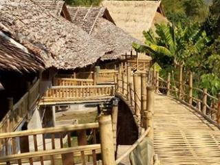 Traditional Thai Bamboo Bungalow - Chiang Mai vacation rentals