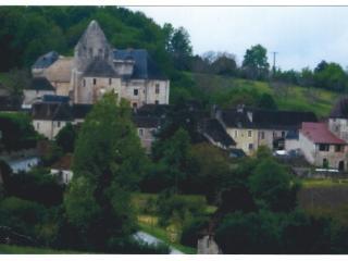 maison périgourdine, de plein-pied près du château - Ajat vacation rentals