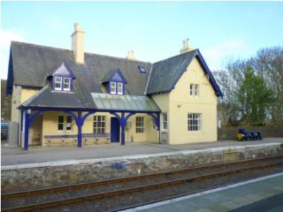 Helmsdale Station Self Catering Accomodation - Helmsdale vacation rentals