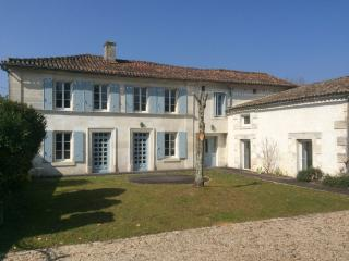 Charentaise house in Champmillon - Chateauneuf-sur-Charente vacation rentals