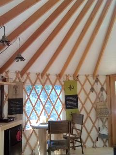 Cozy Yurt with Freezer and Kettle - Vallecito Lake vacation rentals