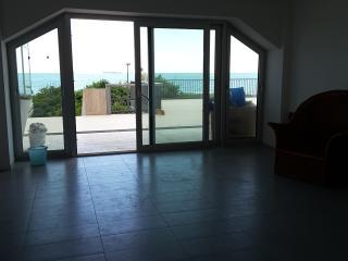 Appartamento n 3fronte spiaggia e terrazza a mare - Lido di Venezia vacation rentals