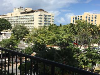 Isla Verde - across the street from Hotel San Juan - walk to the beach! - Isla Verde vacation rentals