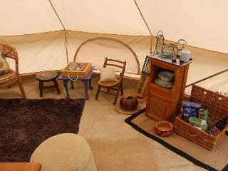 Lovely 1 bedroom Bethesda Tented camp with Balcony - Bethesda vacation rentals