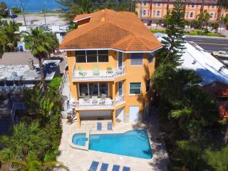 Treasure Island Villa- Beachfront - September Deal - Clearwater vacation rentals