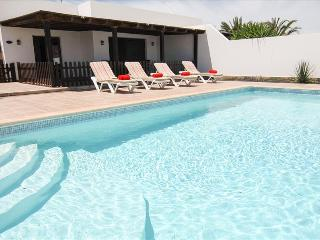 3 bedroom Villa with Internet Access in Playa Blanca - Playa Blanca vacation rentals