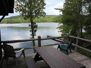 Classic Adirondack Waterfront Cabin *Pets ok* 3/2 - Saranac Lake vacation rentals