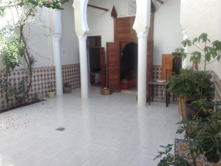 Bright Riad in Rabat with Wireless Internet, sleeps 2 - Rabat vacation rentals