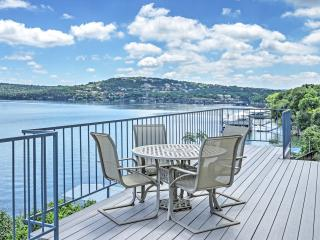 Incredible 1BR Spicewood Condo on the Desired South Shore of Lake Travis w/Newly Remodeled Interior, Spacious Deck & Amazing Views - Close to Many Restaurants, Wineries, Pace Bend Park & More! - Spicewood vacation rentals