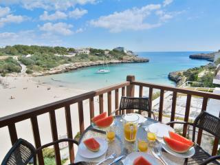 Mallorca Beach front line apartment sleep 6 - Felanitx vacation rentals