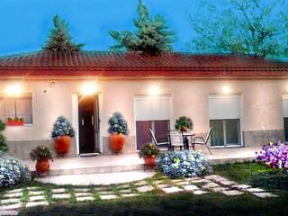 Cottage house with beautiful gardens - Larissa vacation rentals
