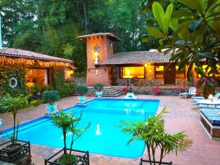 cozy 2 bed 2 bath bungalow on spectacular estate - Valle de Bravo vacation rentals