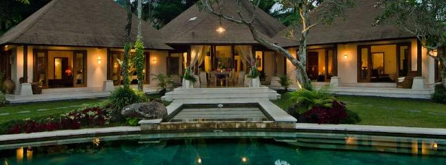 Contemporary Balinese architecture at its best! - Villa Montana - Heavenly Bali - Payangan - rentals