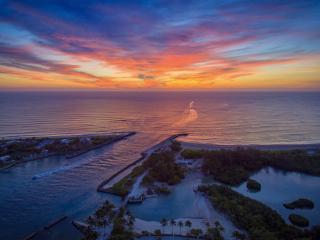 Beachside Villa in Palm Beach Shores - Singer Island vacation rentals