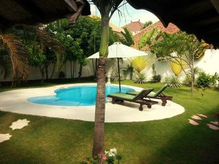 Blue Sapphire Villa. The Smile of Bali - Seminyak vacation rentals