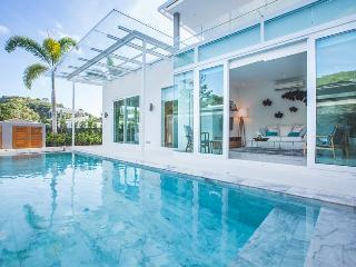 Brand new 2 Bed Mountain view Pool Villa - Kamala - Kamala vacation rentals