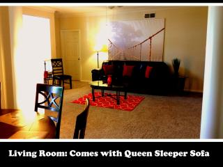 #428 -Furnished Corp Apt. 15 min from Hou Med Ctr. - Stafford vacation rentals