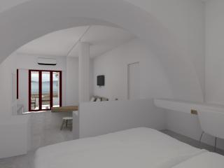 Romantic 1 bedroom Condo in Pollonia - Pollonia vacation rentals