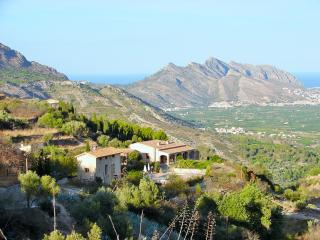 Charming Cottage with Internet Access and A/C - La Vall de Laguar vacation rentals