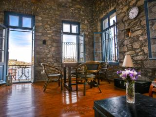 Traditional Symi Mansion by the Sea 'easy access' - Gialos vacation rentals