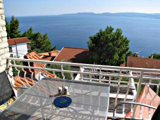 2 bedroom Apartment with Internet Access in Brela - Brela vacation rentals