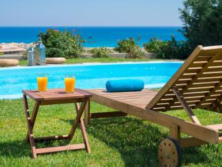 Hill & Sea View Villa - Kolimbia vacation rentals