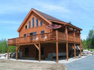 Log Cabin in the heart of the White Mountains - Twin Mountain vacation rentals