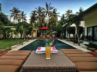 shu villa deluxe twin or double room - Kuta vacation rentals