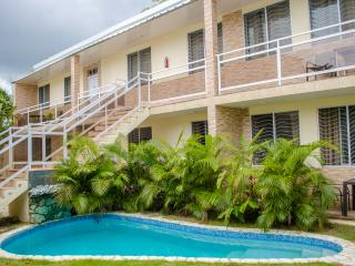 Fully furnished and equipped, on the city main squ - Sosua vacation rentals