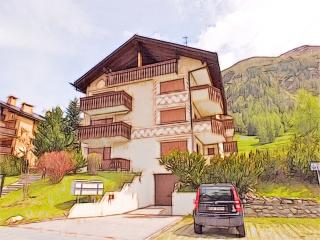 Sunny Condo with Television and DVD Player - Pontresina vacation rentals
