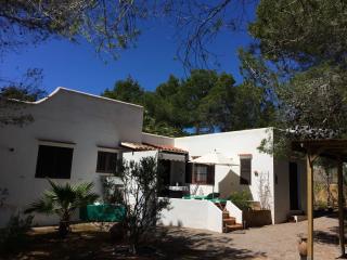 Ibiza, Cala Llenya, Casa los Arcos, Urlaub am Meer - Cala Lenya vacation rentals