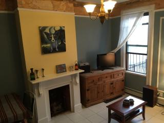 Nice Full-Floor Apartment with Garden/Grill - Bronx vacation rentals