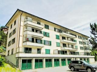Comfortable 2 bedroom Condo in Saint Moritz with Balcony - Saint Moritz vacation rentals