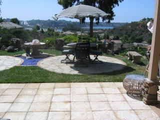 Cool Ocean Breeze: Hillside Home with lagoon view - Carlsbad vacation rentals