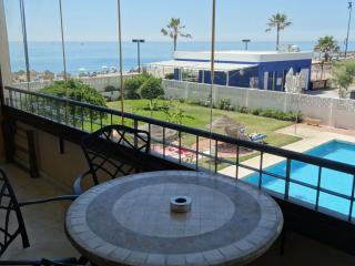 FUENGIROLA ONE BEDROOM APARTMENT ON  BEACH - Fuengirola vacation rentals