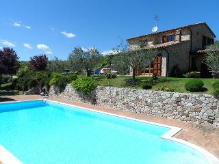 Villa Diana. Lovely house with pool.Quite place. - Todi vacation rentals
