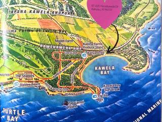 The Crown Jewel of Kawela Bay    30 day listing - Kahuku vacation rentals