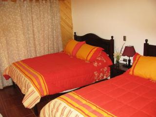 Cozy 2 bedroom Curico Apartment with Balcony - Curico vacation rentals
