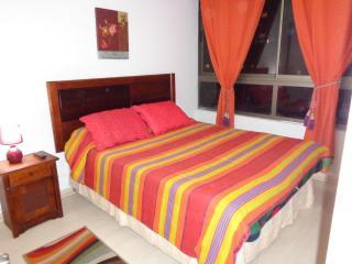 Departamento amoblado San Isidro - Santiago vacation rentals
