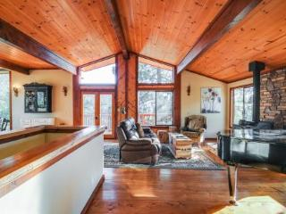"See Idy's natural elements at ""Falling Leaf View"" - Idyllwild vacation rentals"