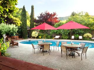 Luxurious Home with Pool in Tranquil Wooded Valley - Guerneville vacation rentals