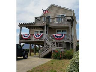 Semi-Oceanfront 4BR on beach access with lifeguard - Kill Devil Hills vacation rentals