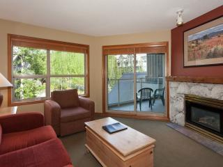 Aspens 2 bedroom condo: steps away from gondola - Whistler vacation rentals