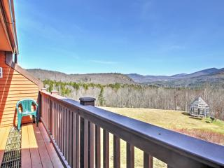 Great 2BR End Unit Condo at Nordic Village w/Pool & Resort Amenities Access - Just 1 Mile from Story Land! 5 Miles to Attitash! - Bartlett vacation rentals