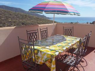 Stunning Seaview Apartment, Wi-Fi and Air Con - La Azohia vacation rentals