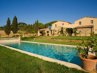 Perfect 9 bedroom Villa in Ribolla with Internet Access - Ribolla vacation rentals