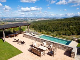 Wonderful 3 bedroom Vacation Rental in Montalcino - Montalcino vacation rentals