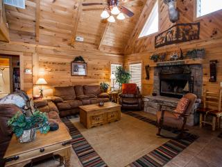 Spectacular 3 BR w/Loft Game Room/ Private Hot Tub - Branson vacation rentals