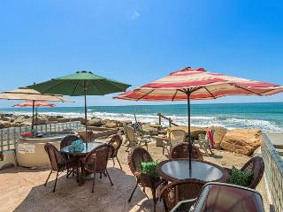10 Bedroom Home on Beach, Semi-Private Beach, Rooftop Decks.. - Oceanside vacation rentals