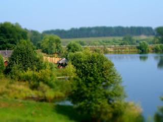2 bedroom Farmhouse Barn with Water Views in Arsk - Arsk vacation rentals